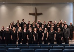 WITH ONE VOICE - Chorus Only, Spring Concert @ Grace Presbyterian Church