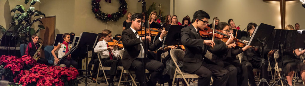 Youth Symphony presents Holiday Magic @ Venue To Be Announced