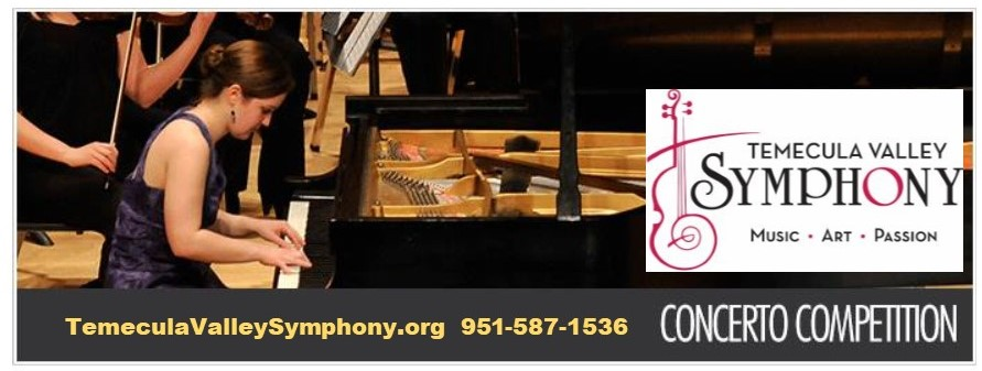 Concerto Competition - Temecula Valley Symphony