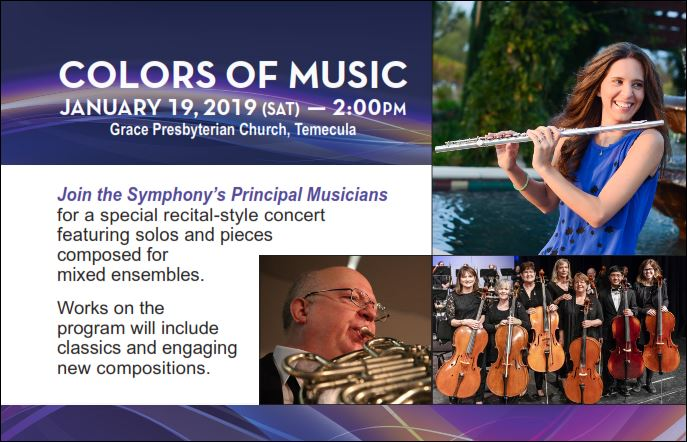 COLORS OF MUSIC @ Grace Presbyterian Church