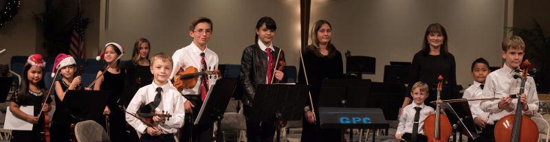 Prelude Beginning String Ensemble
