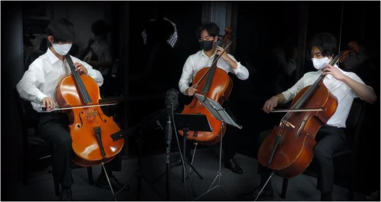 San Diego Youth Cello Quartet