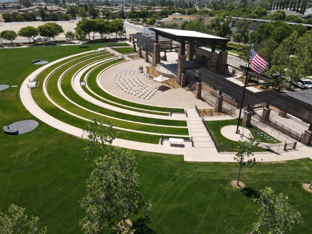 Murrieta Town Square Amphitheater
